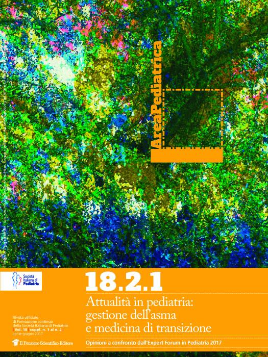 2017 Vol. 18 Suppl. 1 al N. 2 Aprile-GiugnoAttualità in pediatria: gestione dell'asma e medicina di transizione